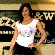 Christina Riordan is a personal trainer in Chicago IL 60657.