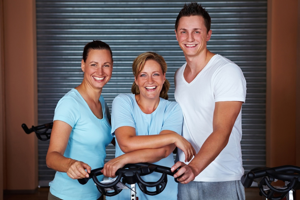 find personal trainers