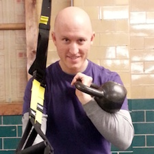 Personal trainer Greg Hayes in Pickerington, OH 43147.