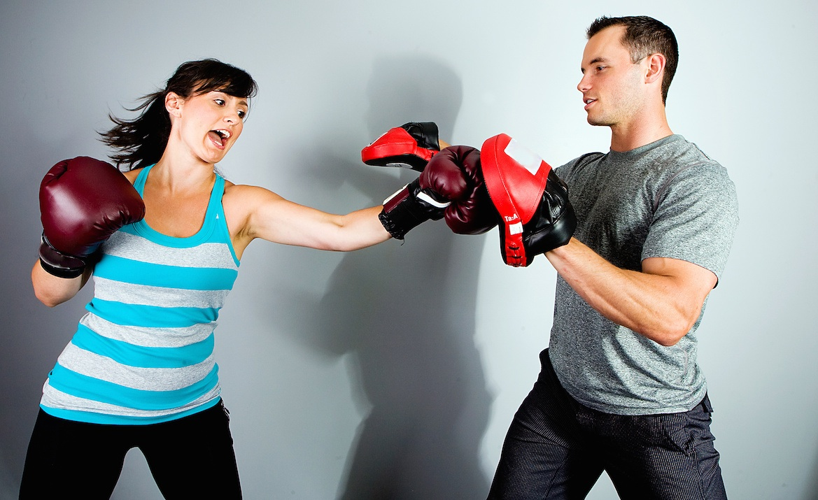 Personal trainers develop programs exercise for anger management.
