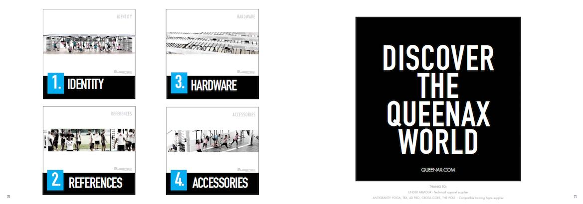 Learn about our identity, hardware, references, and accessories.