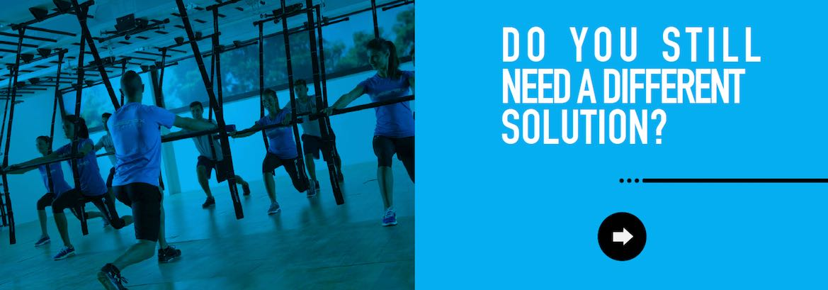 What type of exercise solution do you need?