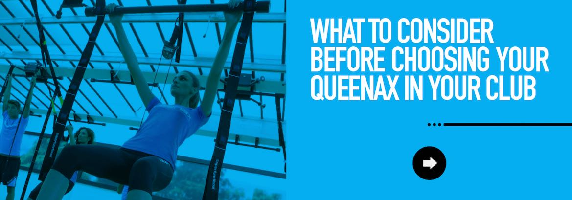 What to consider before choosing Queenax for your health club?