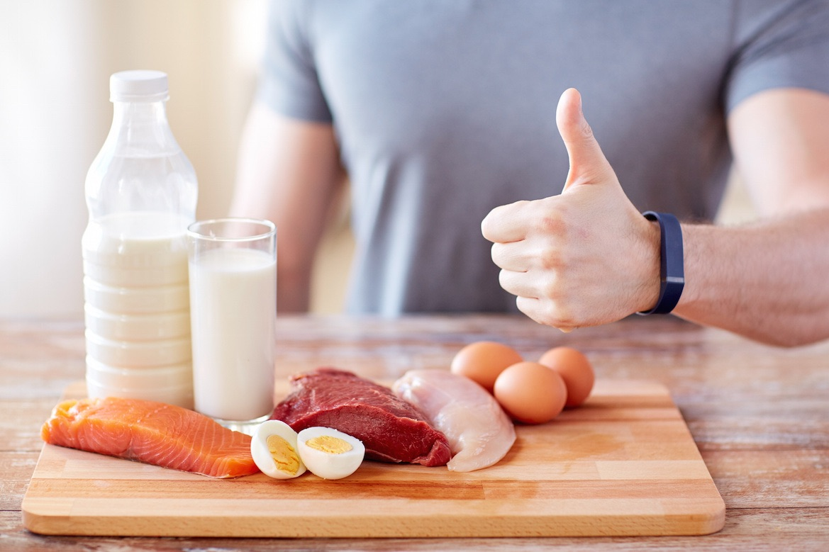 Calculate Recommended Protein, Carbs, and Fats