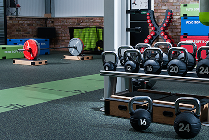 ... Kinetics Is A Trend Setting Group Training Facility With All Essential Exercise  Equipment, Storage Solutions ...