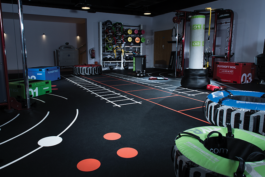 Dynamic training exercise functional accessories
