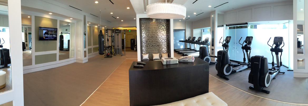 hotel fitness design and solutions