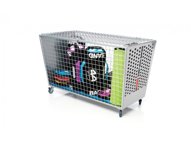 fitness accessories mobile storage solution