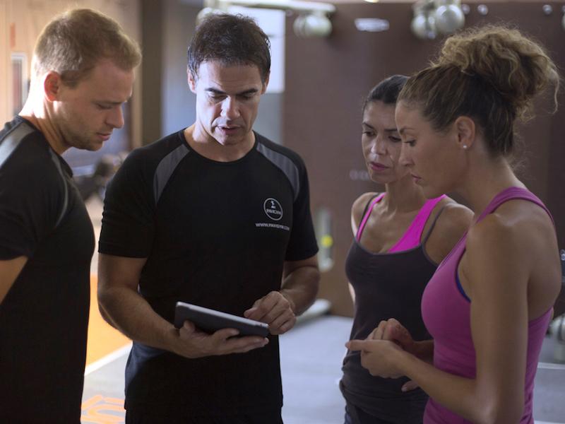 group instructor training