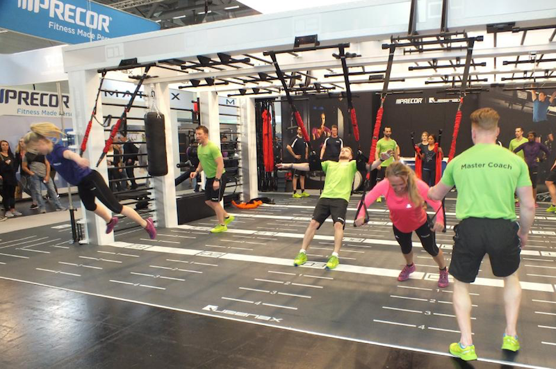 The Functional Training Solution by Queenax Video