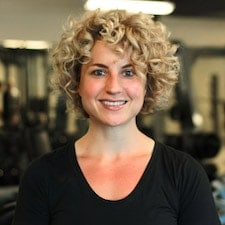 Alix Barth is a personal trainer in Dallas, TX.