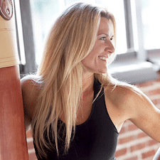 Andrea Miller is a personal trainer in San Francisco, CA.