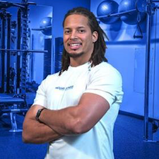 Anthony Carter is a personal trainer in Colleyville, TX.