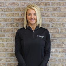 Chasity Given is a personal trainer in Lexington, KY 40507