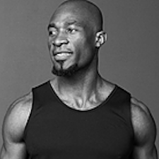 Edem Tsakpoe is a personal trainer in NYC.