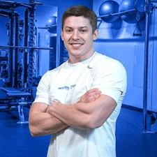 Jason Dickerson is a personal trainer in Plano, TX.