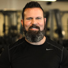 Jason Harnden is a personal trainer in Dallas, TX.