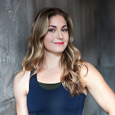 Jessica Barker is a personal trainer in San Francisco, CA.