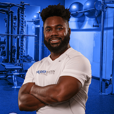 Korbin Brown is a personal trainer in North Frisco, TX.