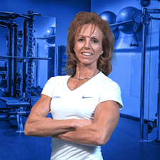 Martine Barton is a personal trainer in South Frisco, TX.