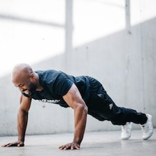 Nathaniel Agoye is a personal trainer in Alberta, Canada.