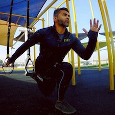 Parveez Saligh is an exercise educator and exercise coach in Dubai, UAE