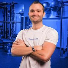 Ryan McHugh is a personal trainer in North Dallas, TX.