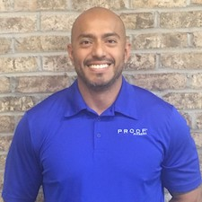 Tony Sandoval is a personal trainer in Lexington, KY 40507