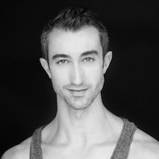 William Tomaskovic is a Barre trainer in NYC.