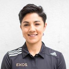 Nicole Rodriguez Human Movement Specialist.