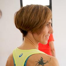 Noemi Pena entreno personal Barcelona Espana