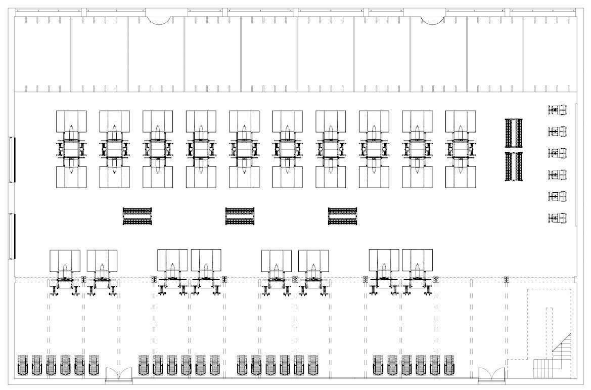 Weight Room Design Layout A Modern High School Athletic Weight Room - Weight room design