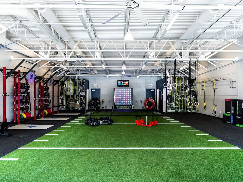 weight room design ideas