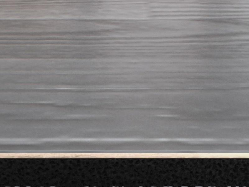 7mm wood grain grey vinyl flooring sample