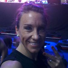 Karlene Call is a group fitness director, Les Mills class instructor in Delafield WI