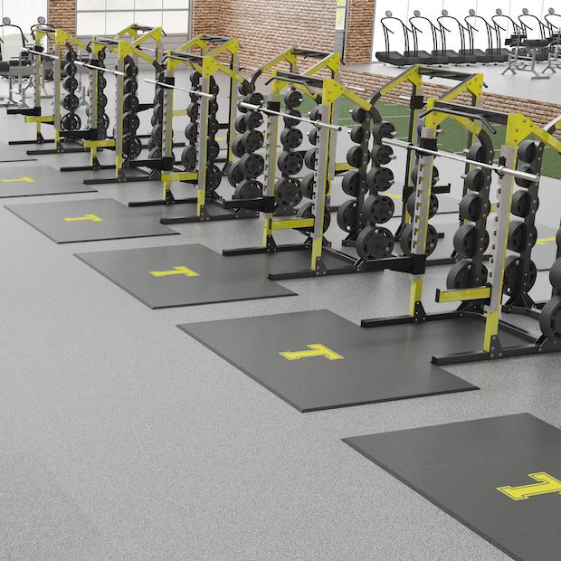Weightlifting Platforms for Modern Minimalist Weight Room